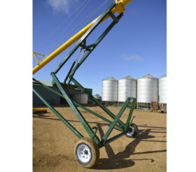 Swing Away Augers