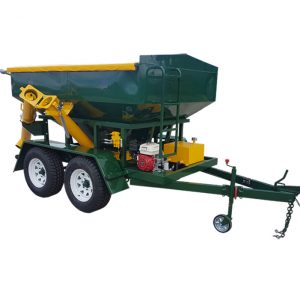 Feed-Out Bins - Commander Ag-Quip