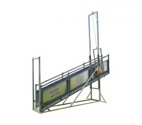 4m Adjustable Sheep Ramp