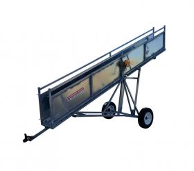 5.3m Mobile Sheep Ramp