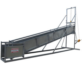 8m Adjustable Sheep Ramp