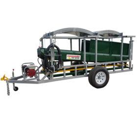 VEE Hydraulic Sheep Handler