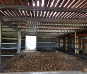 Modular Shearing Shed Fit Out- Youngs Siding