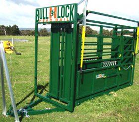 Bull-Lock Mobile Cattle Crushes