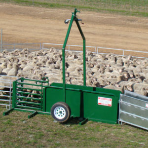 Mobile Sheep Yards
