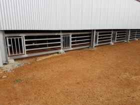 Modular Shearing Shed Fit Out- Kulin