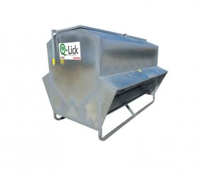 Q-Lick 2.4m Sheep Feeder