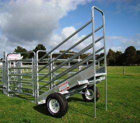 Mobile 3.5m Cattle Ramp