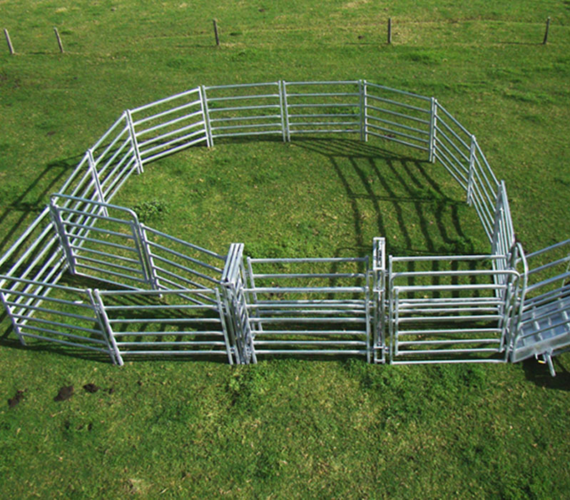Mobile Cattle Yards- 30 Head Holding