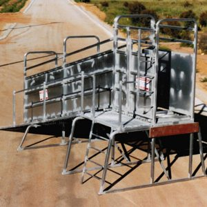 Cattle Loading Ramps