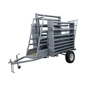 Mobile Cattle Yards