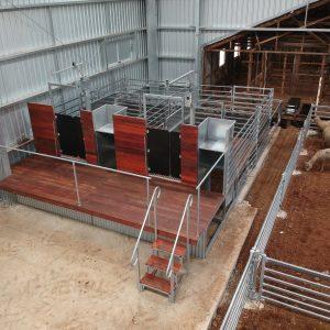 Modular Shearing Stand